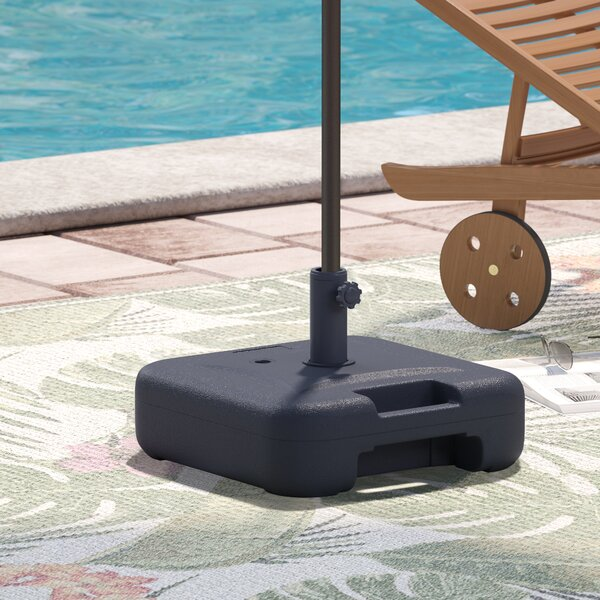 Madore Free Standing Market Umbrella Base by Longshore Tides