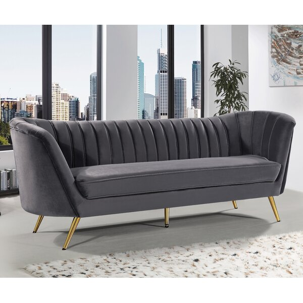 Koger Chesterfield Sofa by Everly Quinn