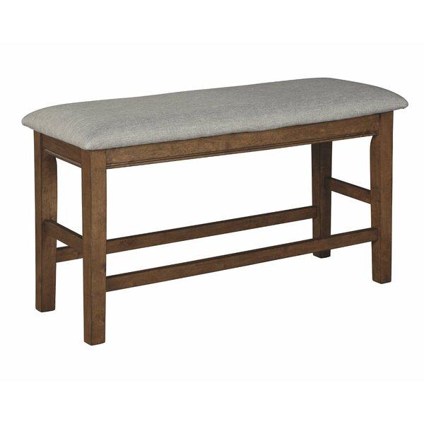 Jasinski Upholstered Bench By Gracie Oaks