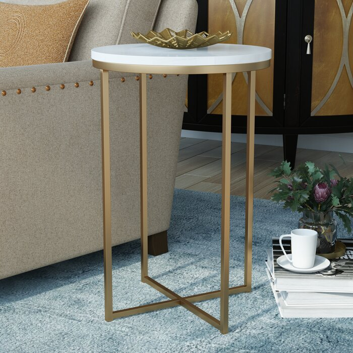 the latest 019c1 0e8ef Wasser End Table