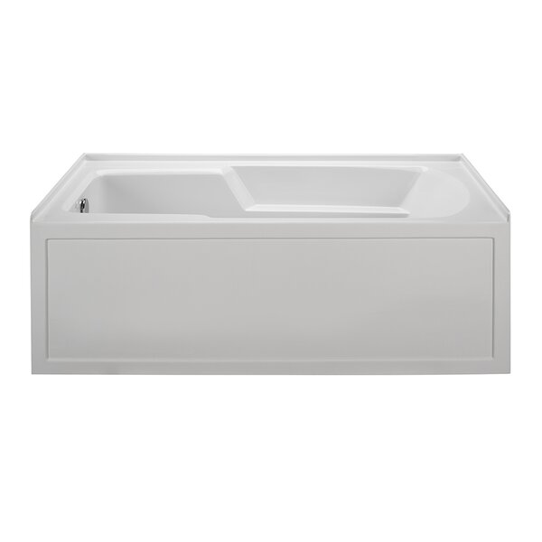 Integral Skirted End Drain 60 x 30 Air Bath by Reliance