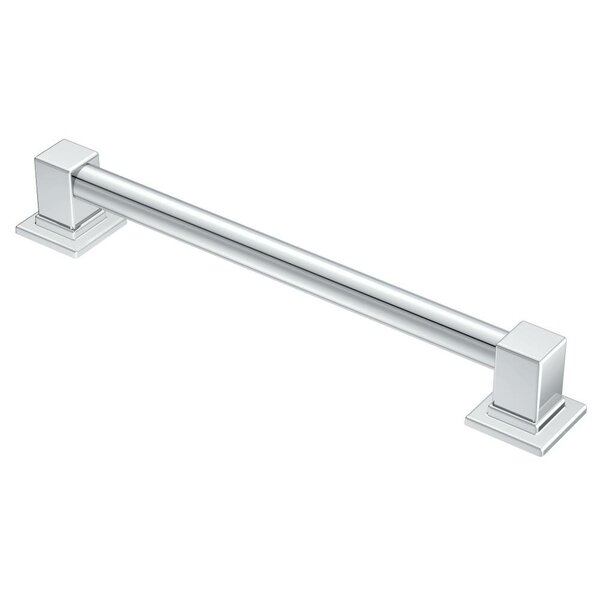 90 Degree 42 Designer Grab Bar by Moen