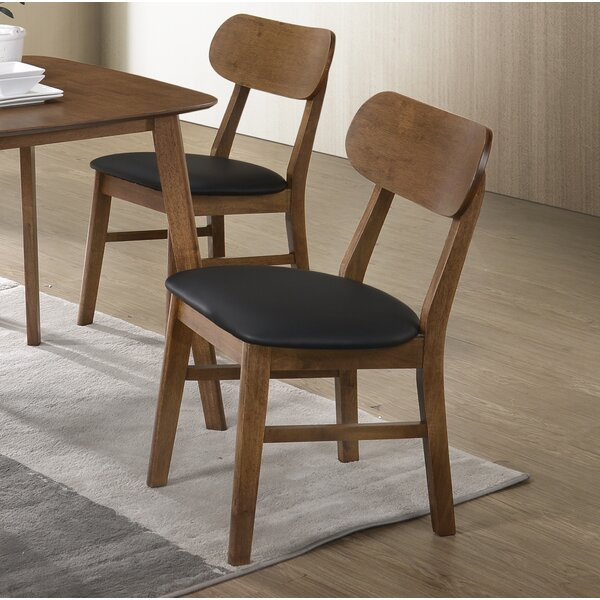 Gilbertson Round Back Dining Chair (Set of 4) by George Oliver