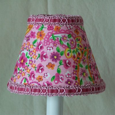 Floral Made Fun Night Light by Silly Bear Lighting