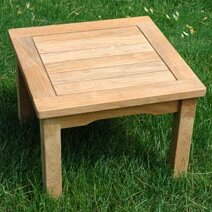 Mission Teak Side Table by Regal Teak