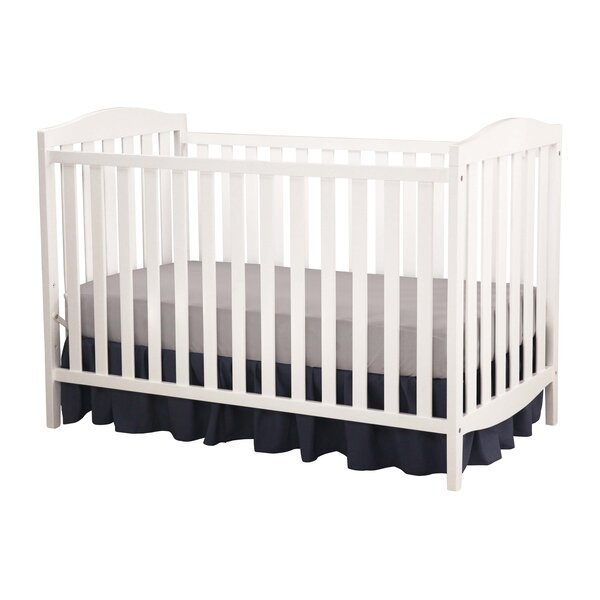 Capri 3-in-1 Convertible Crib by Delta Children