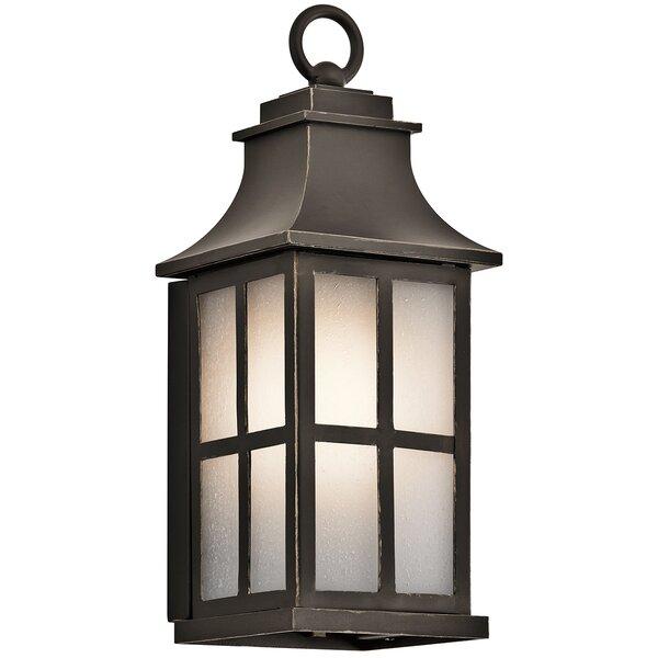 Pallerton Way 1-Light Outdoor Wall Lantern by Kichler