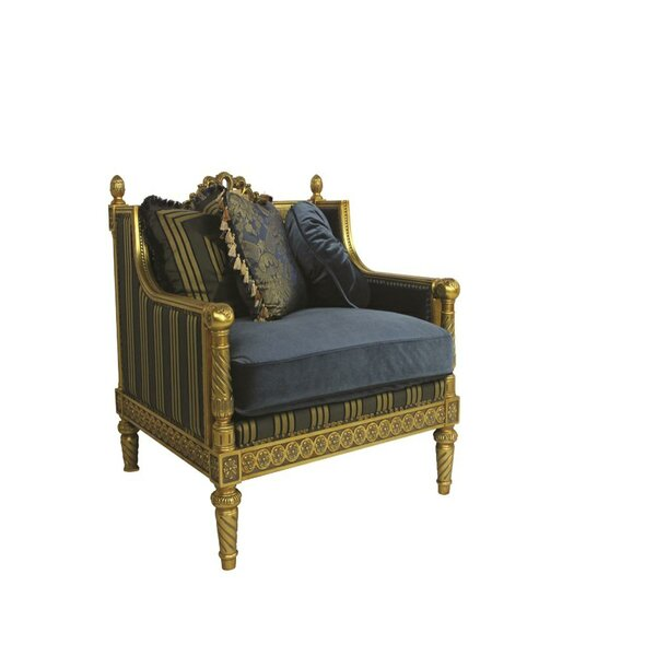 Louis Armchair By Astoria Grand
