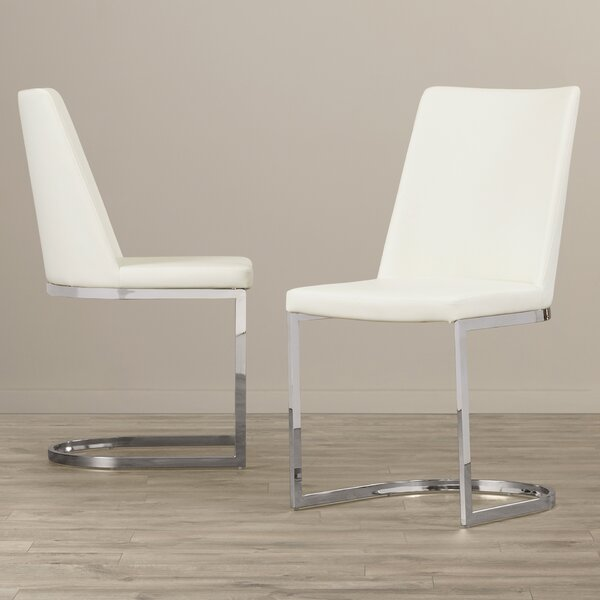 Farranacushog Upholstered Dining Chair (Set of 2) by Corrigan Studio