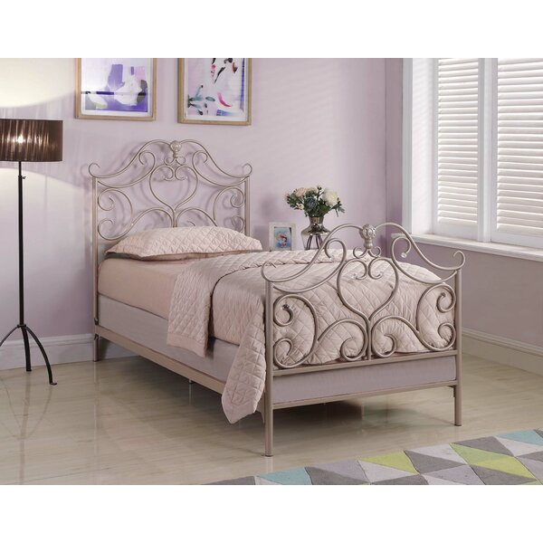 Lisdale Twin Platform Bed by Harriet Bee