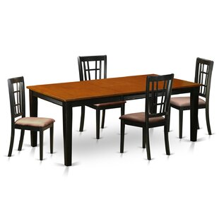 Pilger 5 Piece Extendable Dining Set By August Grove