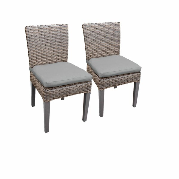 Rochford Patio Dining Chair with Cushion (Set of 6) by Sol 72 Outdoor