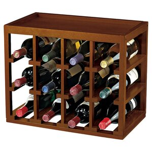 Leopold 12 Bottle Tabletop Wine Rack by Darby Home Co