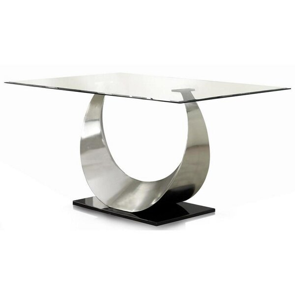 Gerbera Dining Table by Orren Ellis Orren Ellis