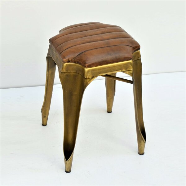 Walsall Vanity Stool by Williston Forge
