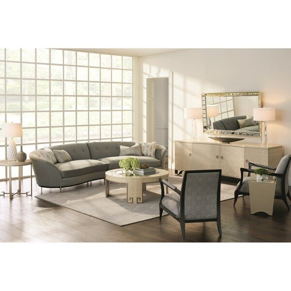 Caracole 3 Piece Coffee Table Set by Caracole Classic