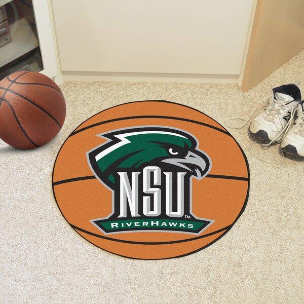 NCAA Northeastern State University Basketball Mat by FANMATS