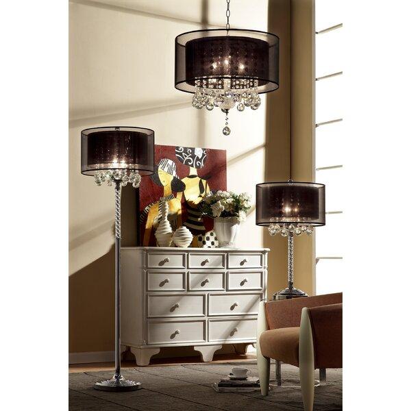 Effleurer 62 Floor Lamp by OK Lighting