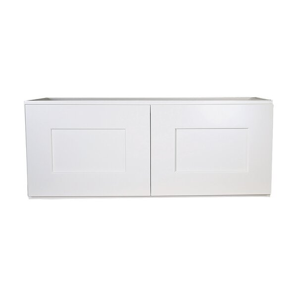 Brookings Shaker 12 x 24 Kitchen Wall Cabinet by Design House