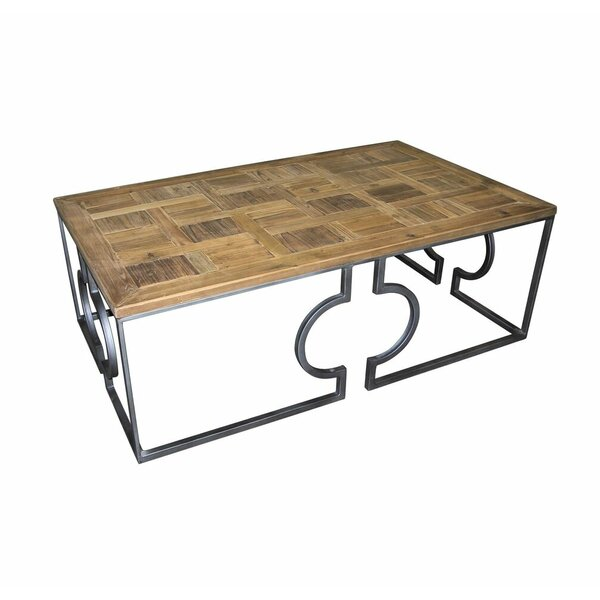 Finnick Coffee Table By 17 Stories