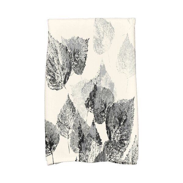 Miller Memories Floral Print Hand Towel by Alcott Hill