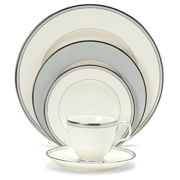Aegean Mist 5 Piece Place Setting, Service for 1 by Noritake