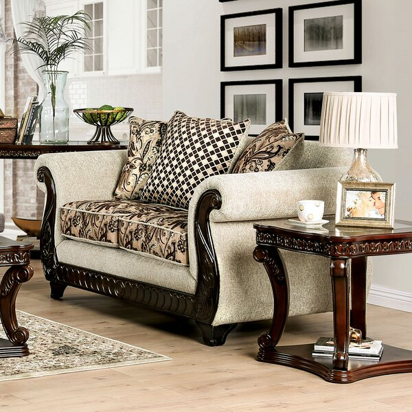 Tata Loveseat By Astoria Grand