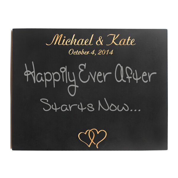 Custom Ring Bearer Wedding Sign Wall Mounted Chalkboard by Cathys Concepts