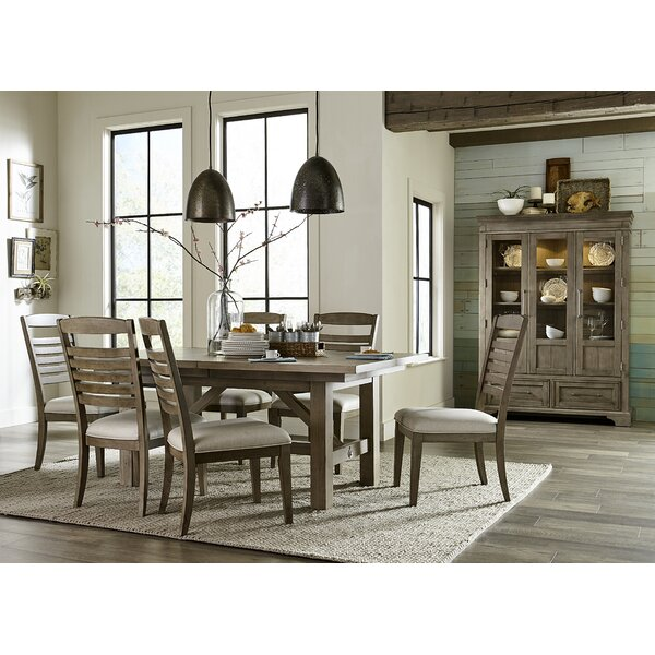 Mallory Square 7 Piece Dining Set By Trisha Yearwood Home Collection
