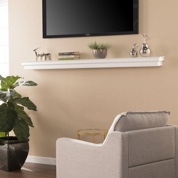 Yulia Fireplace Shelf Mantel By Darby Home Co