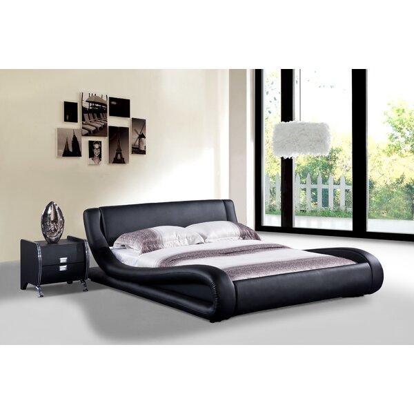 Brannan Upholstered Platform Bed by Orren Ellis