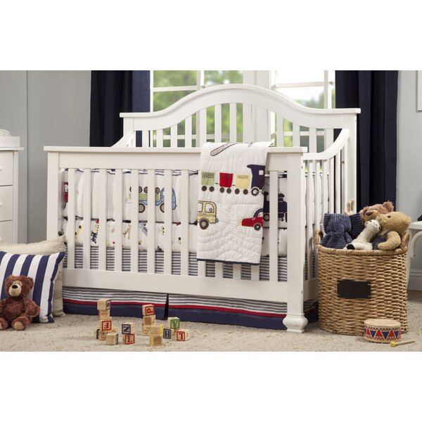 Clover 4-in-1 Convertible Crib by DaVinci