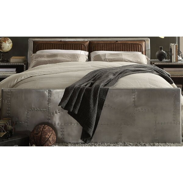 Regina Queen Upholstered Storage Platform Bed by 17 Stories
