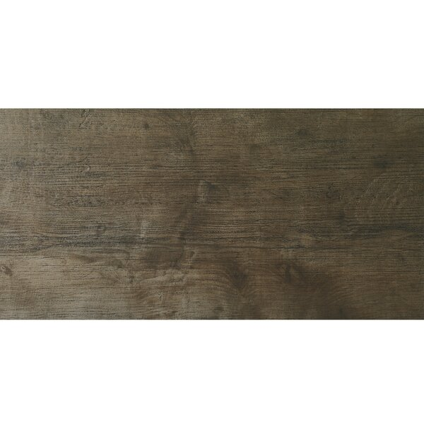 County Line 6 x 36 Porcelain Field Tile in Cocoa by PIXL