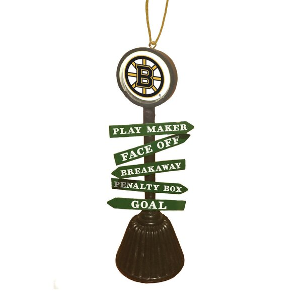 Fan Crossing Shaped Ornament by Evergreen Enterprises, Inc