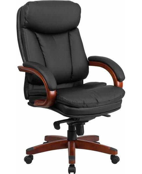 Terranova High-Back Ergonomic Executive Chair by Red Barrel Studio