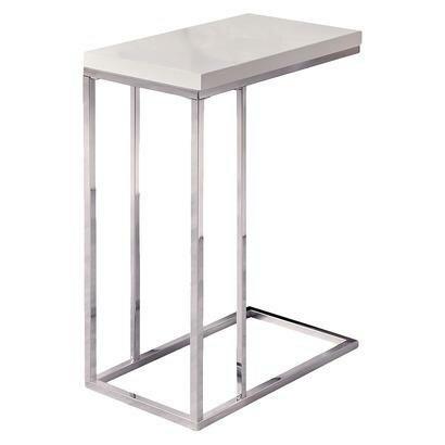 Diodorus C Shape End Table By Orren Ellis