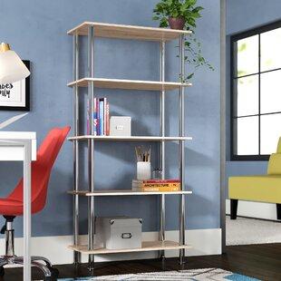 Adelinna Etagere Bookcase