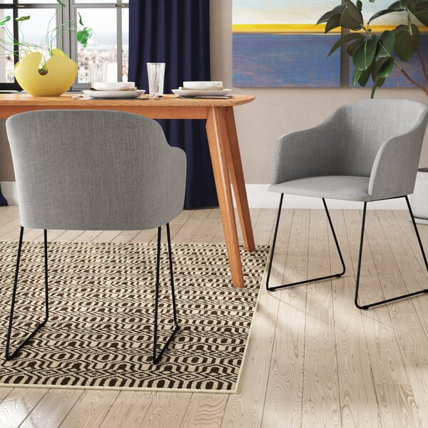 Dakota Arm Chair (Set of 2) by Modern Rustic Interiors