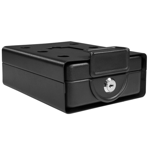 Drawer Style Compact Key Lock Safe with Lid by Barska