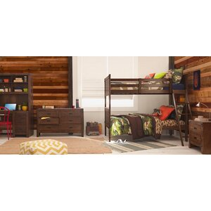 Union Station Twin over Twin Bunk Bed Bedroom Set