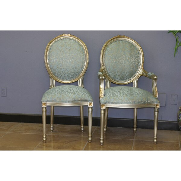 Macneil Upholstered Dining Chair by Astoria Grand Astoria Grand