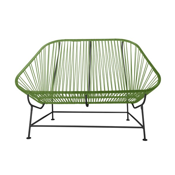 Stainless Steel Garden Bench by Innit
