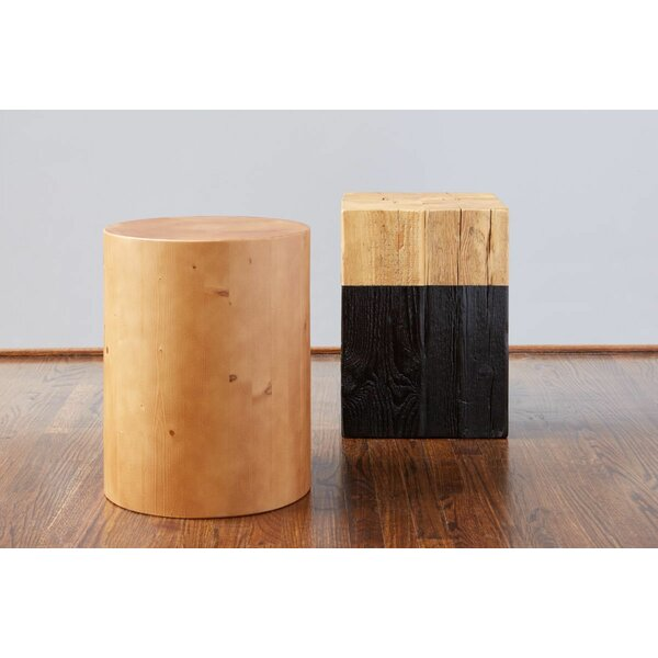Square Mod Block Stool by etúHOME