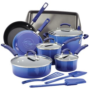 14 Piece Non-Stick Cookware Set ByRachael Ray