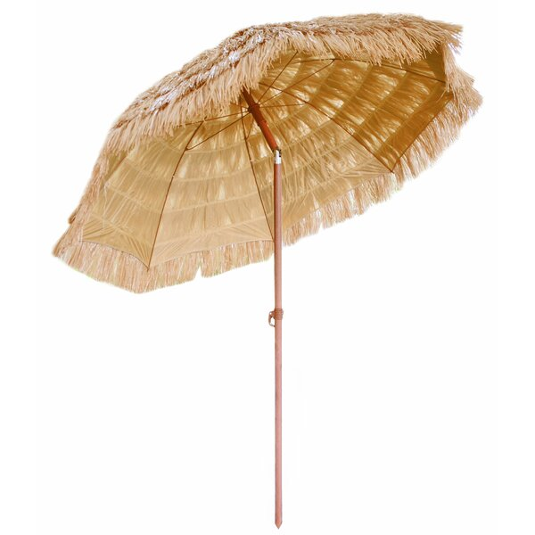 Hawaiian Market Umbrella by Backyard X-Scapes