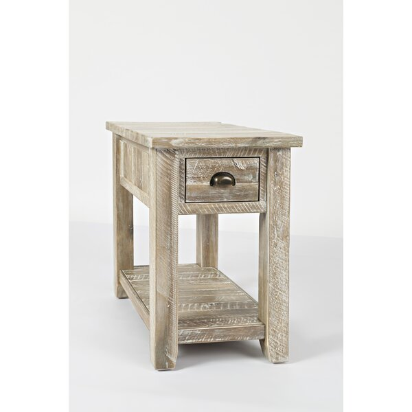 Jalynn End Table by Mistana