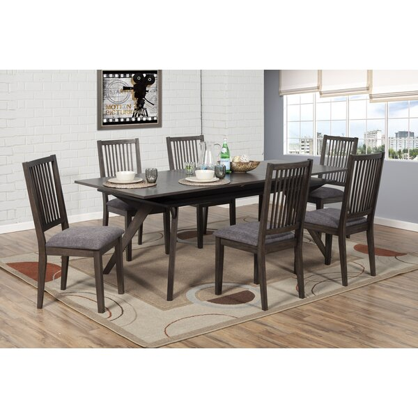 Fiorillo 7 Piece Extendable Dining Set by Union Rustic Union Rustic