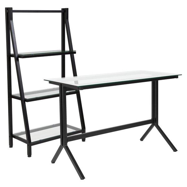 Godwin 2 Piece Desk Office Suite by Ebern Designs