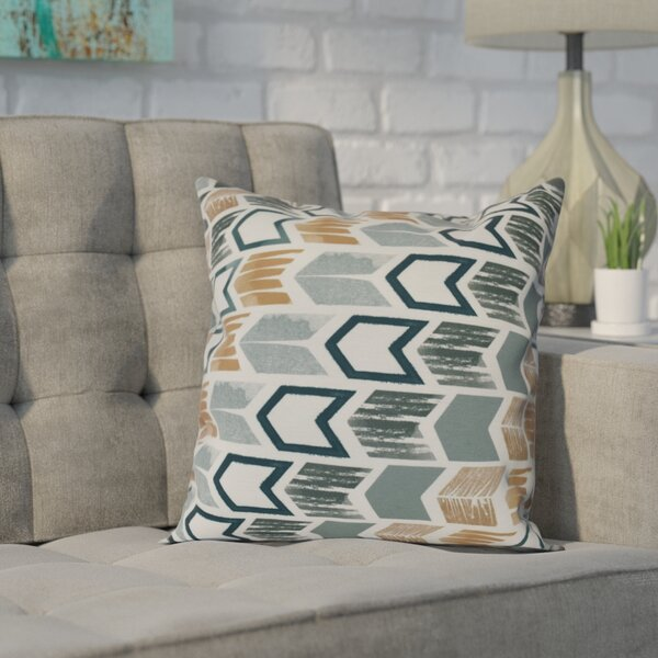 Waller Throw Pillow by Ivy Bronx